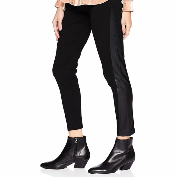 c2abf9d57f4007 Lysse Pants | Gemma Faux Leather Panel Leggings New | Poshmark